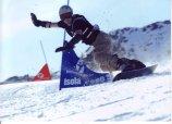 Course FIS de slalom géant parallèle à isola 2000
