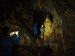 grotte de la mescla