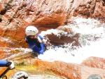 canyoning nice fun saut toboggan cote d'azur guide 06