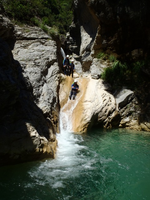 canyon italie vintimille