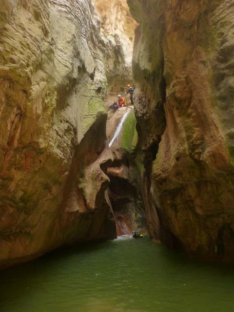 canyon de crète