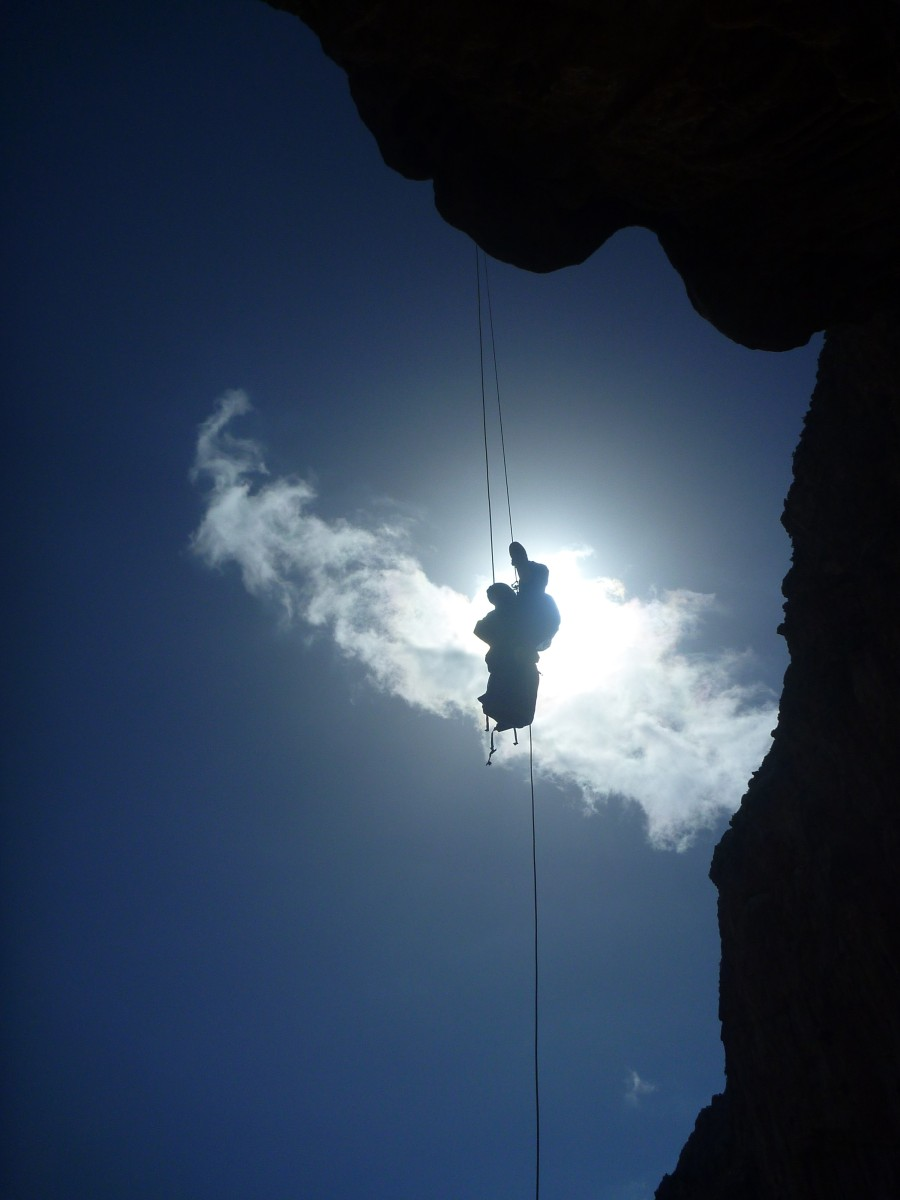 La Crète, une grande destination pour le canyon