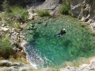 La belle eau de noscanyons