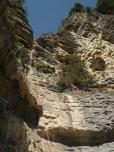 préparation technique DE canyon parcours sur corde