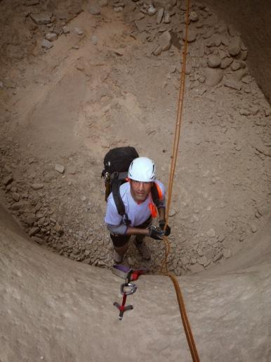 """Résultat de recherche d'images pour """"pothole canyon hook pole escape"""""""